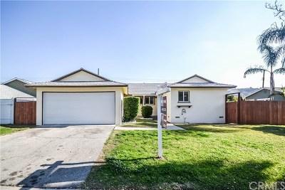 Glendora Single Family Home For Sale: 652 S Pasadena Avenue