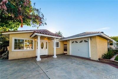 La Puente Single Family Home For Sale: 17432 Boulay Street