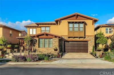 Irvine Single Family Home For Sale: 123 Calderon