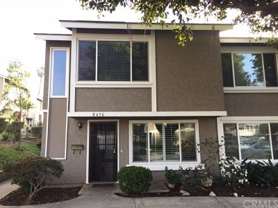 Huntington Beach Condo/Townhouse For Sale: 8450 Benjamin Drive #143