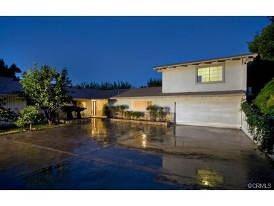 West Covina Single Family Home For Sale: 1218 S Sandy Hill Drive