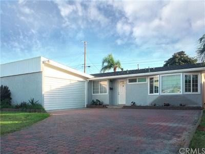 La Mirada Single Family Home For Sale: 15114 Manzanares Road