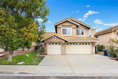 Chino Hills Single Family Home For Sale: 3110 Sunny Brook Lane