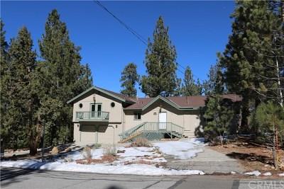 Big Bear Single Family Home For Sale: 41686 Mockingbird Drive