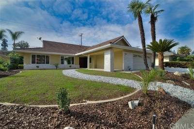 Fullerton Single Family Home For Sale: 3217 La Travesia Drive