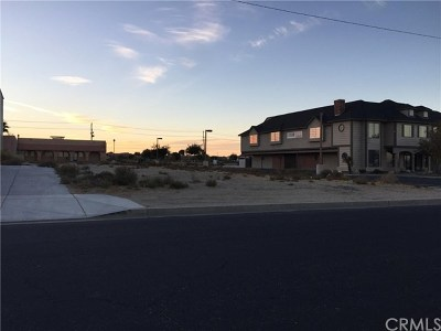 Victorville CA Residential Lots & Land For Sale: $109,999