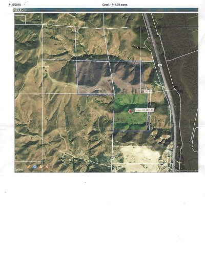 San Bernardino County Residential Lots & Land For Sale: Hwy 71
