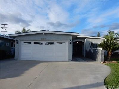 Pico Rivera Single Family Home For Sale: 9409 Myron Street