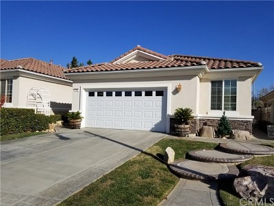 Beaumont Single Family Home For Sale: 1686 Sarazen St.