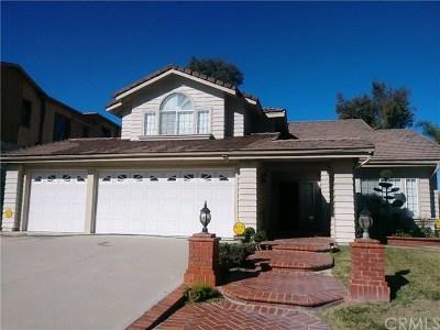 Walnut Single Family Home For Sale: 727 Laurelwood Way