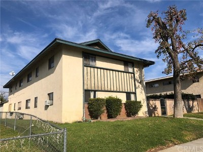 Montclair Multi Family Home For Sale: 5140 Canoga Street