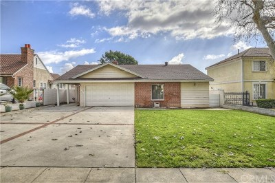Ontario Single Family Home For Sale: 1222 N Euclid Avenue