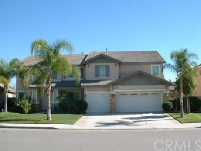 Eastvale Single Family Home For Sale: 6870 Edinburgh Road