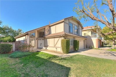 Chino Single Family Home For Sale: 12932 Baltimore Court