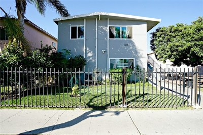 Santa Ana Multi Family Home For Sale: 1905 W Myrtle Street