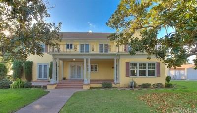 Fullerton Single Family Home For Sale: 1155 W Orangethorpe Avenue
