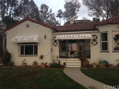 La Habra Heights Single Family Home For Sale: 2248 Valle Drive