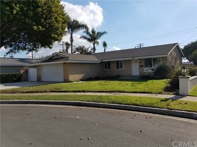Huntington Beach Single Family Home For Sale: 6522 Limerick Drive