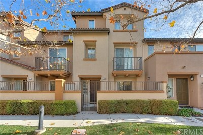 Chino Hills Condo/Townhouse For Sale: 17871 Shady View Drive #704