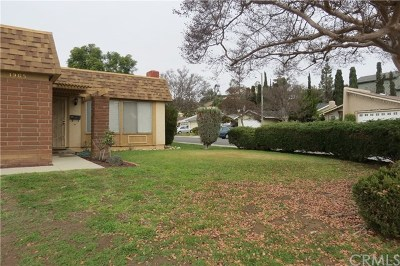 West Covina Single Family Home For Sale: 1905 S Grandview Lane