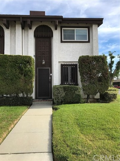 Temple City Condo/Townhouse For Sale: 5004 Farago Avenue #1