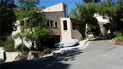 Eagle Rock Single Family Home For Sale: 5343 Hilltop Road