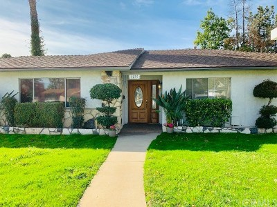 Upland Single Family Home For Sale: 1275 N 1st Avenue