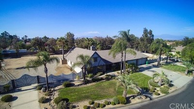 Menifee Single Family Home For Sale: 28318 Jenny Lane