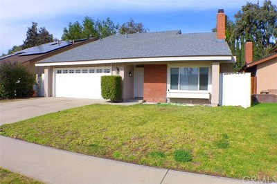 Anaheim Hills Single Family Home For Sale: 5925 E Camino Manzano
