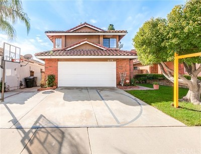 Chino Hills Single Family Home For Sale: 6179 Sunny Meadow Lane