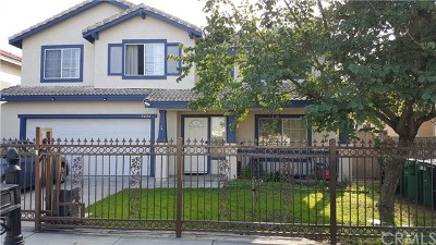 Baldwin Park Single Family Home For Sale: 3426 Vineland Avenue