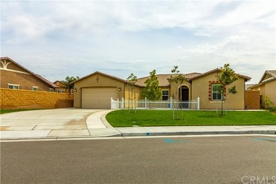 Eastvale Single Family Home For Sale: 14251 Lost Horse Road