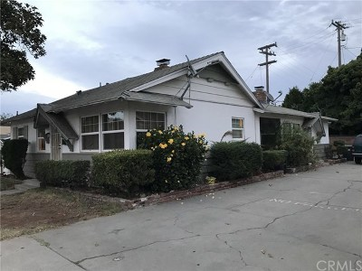 Santa Maria Multi Family Home For Sale: 1012 S Broadway