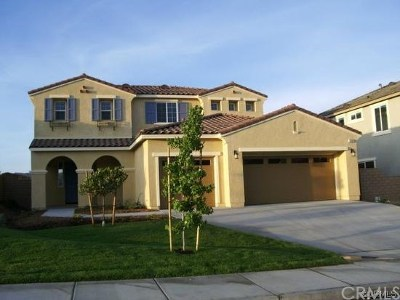 Canyon Lake, Lake Elsinore, Menifee, Murrieta, Temecula, Wildomar, Winchester Rental For Rent: 29205 Crescent Ridge Drive