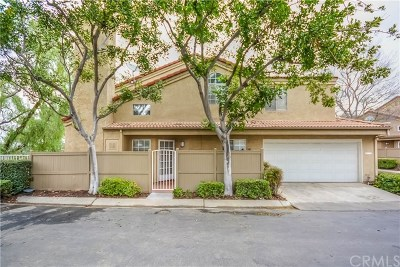Chino Hills Condo/Townhouse For Sale: 2610 Lookout Circle