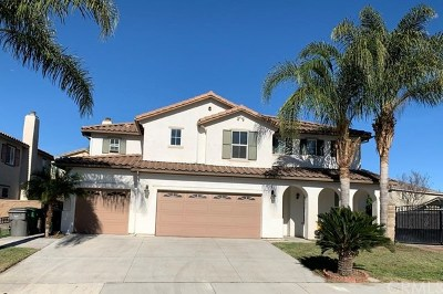 Eastvale Single Family Home For Sale: 13094 Snowdrop Street