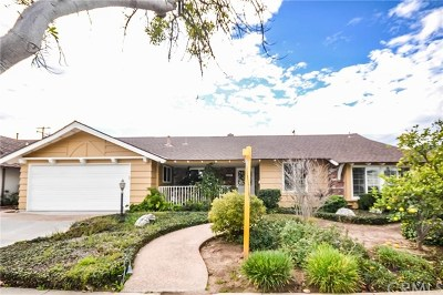Placentia Single Family Home For Sale: 232 Juanita Way