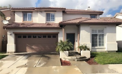 Chino Hills Single Family Home For Sale: 5560 Grenview Way