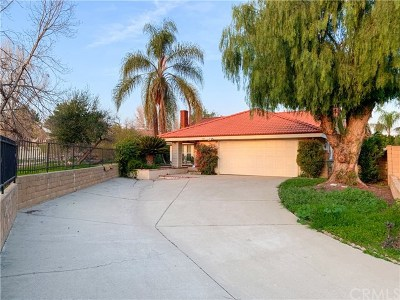 Walnut Single Family Home For Sale: 100 Peppertree Court