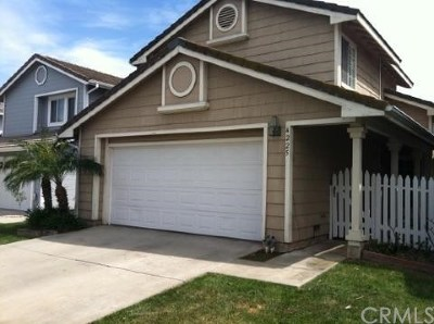 Chino Hills Single Family Home For Sale: 4225 Ironwood Drive