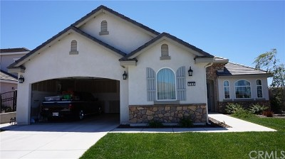 Santa Maria Single Family Home For Sale: 204 Siratt Drive