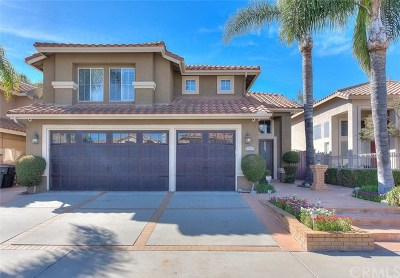 Chino Hills Single Family Home For Sale: 6159 Park Crest Drive