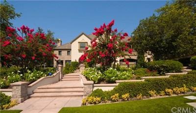Yorba Linda Single Family Home For Sale: 4215 Hidden Oaks Drive