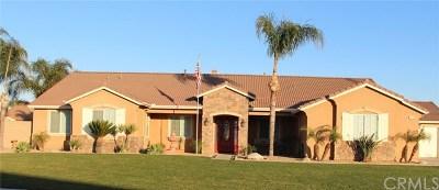 Jurupa Single Family Home For Sale: 4916 Bedford Court