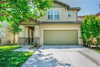 Corona Single Family Home For Sale: 1049 Bolton Street