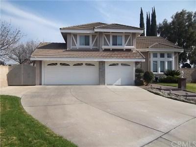 Walnut Single Family Home For Sale: 108 Magnolia Circle