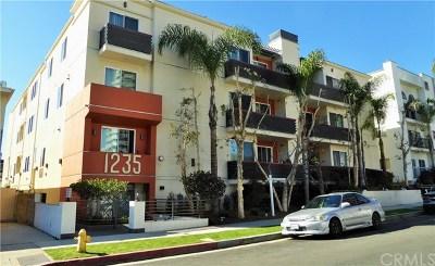 West Los Angeles Condo/Townhouse For Sale: 1235 Granville Avenue #205