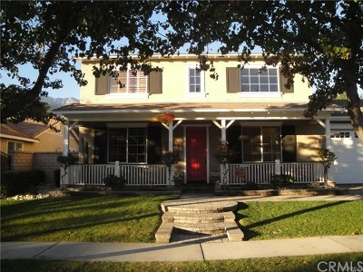 Rancho Cucamonga Single Family Home For Sale: 12430 Split Rein Drive