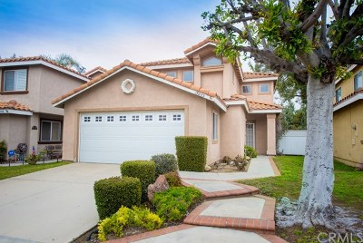 Chino Hills Single Family Home For Sale: 15665 Altamira Drive