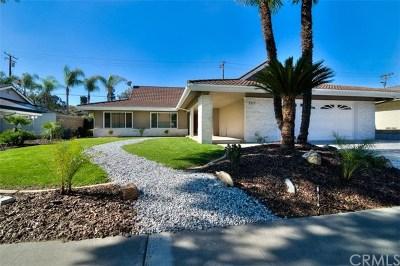 Fullerton Single Family Home For Sale: 3217 La Travesia Drive